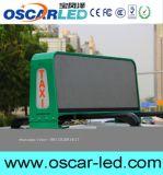 伝言板のための卸売P6 P5 P2.5 HDのタクシーの上の屋根の屋外広告のLED表示スクリーンの印