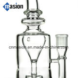 Recycler Perc Glass Water Pipe (EY001)