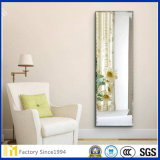 Grand miroir mural de chambre, miroir de chambre de haute qualité