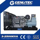 12kVA-2250kVA de generador diesel con motor Perkins Grupo electrógeno Leroy Somer