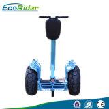 """""""trotinette"""" elétrico do Chariot da roda de Ecorider 72V 1266wh dois"""