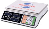 elektronischer Tisch 30kg, der Preis-rechnenschuppe (DH-583, wiegt)