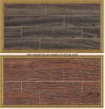 Telha de madeira cerâmica da cor múltipla