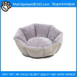 Bâti confortable d'animal familier de sofa de crabot avec le bas antidérapage