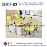 Moderne Büro-Arbeitsplatz-Tisch-China-Fabrik-Büro-Möbel (WS-03#)