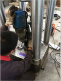 Imprensa de Briqueting das microplaquetas do cobre ou do aço da série do Ce Y83