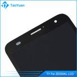 "Asus Zenfoneのための高品質2レーザーZe550kl 5.5 "" LCD表示のタッチ画面の計数化装置アセンブリ"