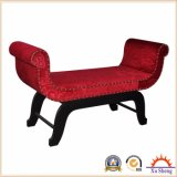 Обитый стенд Loveseat Linen ткани U-Формы Tufted