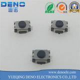 Interruptor táctil del tacto del empuje del Pin 12VDC SMD 3*6m m del interruptor 2