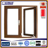 Inward Swing Janela de batente de abertura com Vidro temperado / Alumínio Clad Casement Windows