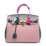 Nuovo sacchetto di colore di contrasto per le donne