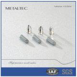 Hardware modificado para requisitos particulares de los accesorios de la máquina de afeitar del molde de la precisión que estampa la parte