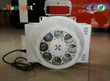 Indicatore luminoso del punto dei reticoli LED di prezzi di fabbrica 8 per effetto di fase