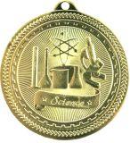 Médaillons d'or de placage à l'or