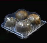 Verpackenkasten der Plastik-PVC/PET/PS Muschel-Shell-preiswerten Blase für Kiwifruit/Feigen