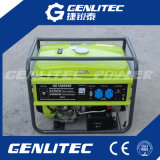1kVA hasta 7KVA alta calidad generador de gasolina portátil con 100% de cobre