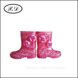 Ботинки PVC дождя способа для малыша
