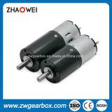 Motor eléctrico del engranaje de la C.C. del imán permanente 12V 24V de la alta torque