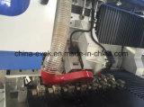 고속 CNC 그림/사진 프레임 절단은 보았다 45 도 (TC-850)를 가진 기계를