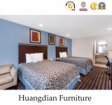 対部屋のホテルの寝室の家具(HD230)