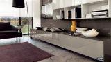 주문을 받아서 만들어진 텔레비젼 내각 현대 디자인