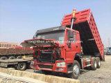 低価格販売のための使用された6X4 Sinotruk HOWOのダンプカートラック