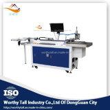 Machine à cintrer de découpage et automatique pour l'industrie des emballages