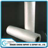 Tissu non-tissé Rolls de filtre à air d'Assemblée de sachet filtre de la poussière de tissu