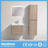 LEDランプおよび一等級の引出しが付いている光沢度の高いメラミン浴室のアクセサリ