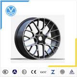 Rodas quentes da liga de alumínio da venda para o carro 17 18 19 20 polegadas