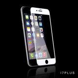 Protector Tempered de la pantalla de la película de cristal para iPhone7 más