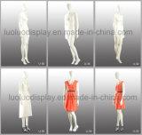 Alto Mannequin femminile lucido per la visualizzazione del vestito dalla memoria