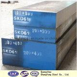 L'acciaio da utensili della muffa del lavoro in ambienti caldi H13/1.2344, muore l'acciaio, SKD61