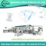 처분할 수 있는 매우 적합하던 아기 작은 접시 기계 아기 기저귀 기계