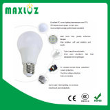 Bulbo de la alta calidad A60 E27 6W LED con el Ce RoHS