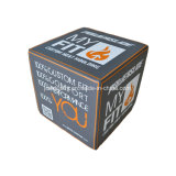 Sede impermeabile del cubo della gomma piuma dell'unità di elaborazione con il coperchio di stampa di marchio