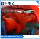 Ce/SGS/ISO를 가진 2대의 Rolls 높은 기술적인 고무 섞는 선반 (XK-550B)