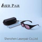 Vidros de segurança do laser da forma/óculos de proteção protetores elevados para o laser dos diodos 755nm&808nm