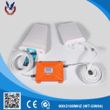 最もよいWiFiの範囲エクステンダー2g 3G携帯電話のシグナルのブスター