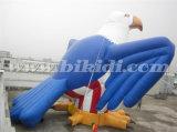 Ballon gonflable populaire d'air froid d'aigle pour la publicité K2111