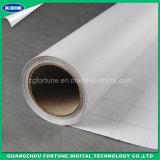 Resíduo metálico maçante da película do PVC da tampa à terra