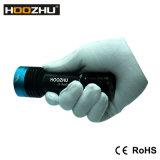 잠수 영상 빛을%s Hoozhu V11 잠수 상점 크리 사람 LED 900 루멘 LED 토치