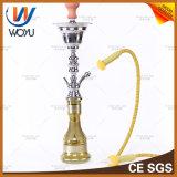 Tubos de água Tubo de vidro de cachimbo de fumaça Shisha