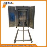Tipo pó elétrico do recipiente Colo-1118 que cura Forno Forno De Cura Po