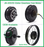 Motor sem escova elétrico do cubo da bicicleta de Jb-205-55 48V 2000W