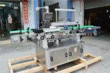 자동적인 평지 쌍방 둥근 병 레테르를 붙이는 기계