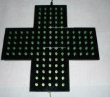 Tela de indicador da cruz da farmácia do diodo emissor de luz do anúncio P16 ao ar livre
