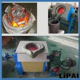 Horno de inducción/oro, plata, desecho de cobre, horno fusorio de la inducción de bronce