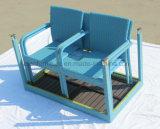 ألومنيوم [كفّ تبل] مع كرسي تثبيت فناء حديقة أثاث لازم