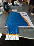 Anunciando o Tablecloth impresso de pano de tabela da tampa de tabela (XS-TC7)